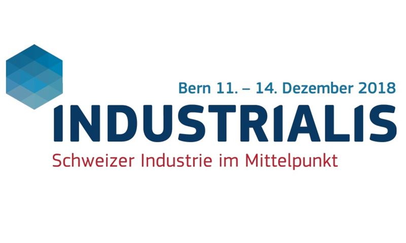 BINKERT auf der Industrialis Messe in Bern